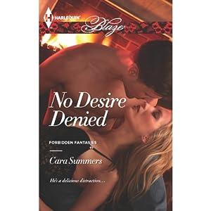 No Desire Denied Audiobook
