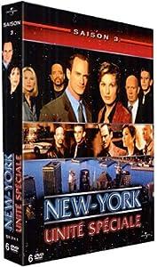 New York, unité spéciale, saison 3 - Coffret 6 DVD