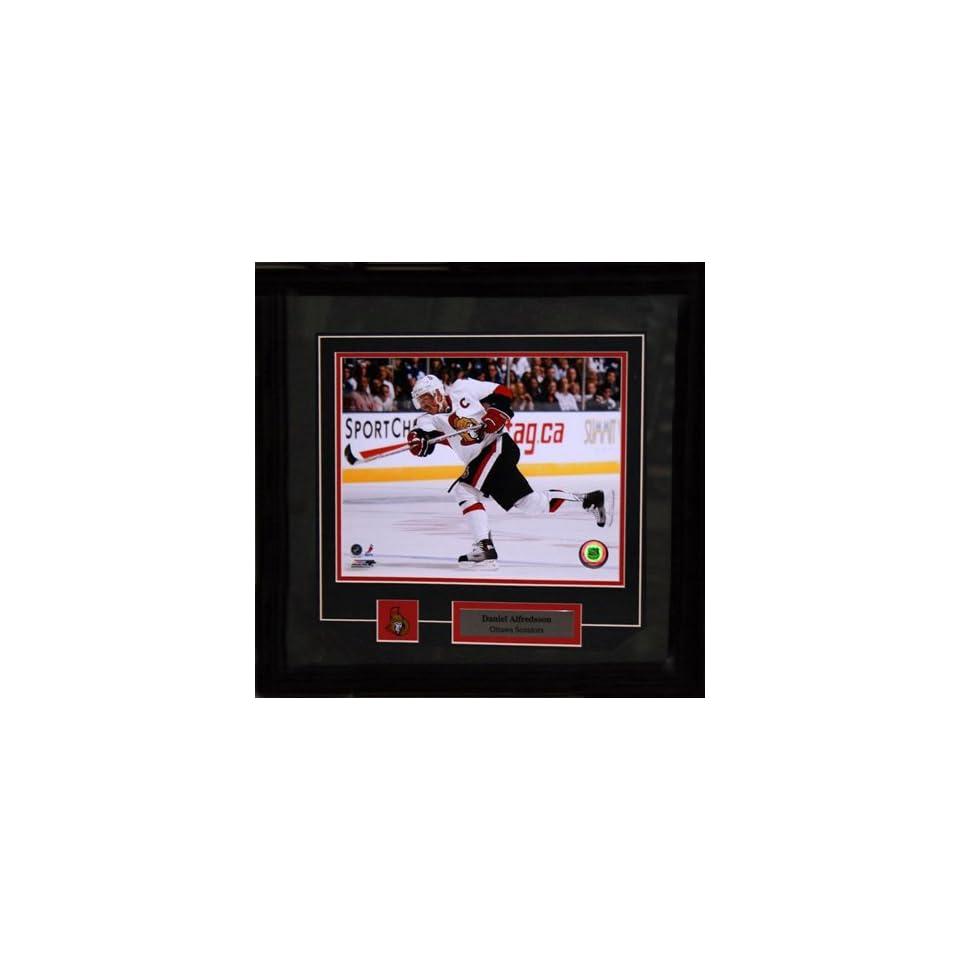 Daniel Alfredsson   Ottawa Senators   NHL 8 x 10 Series