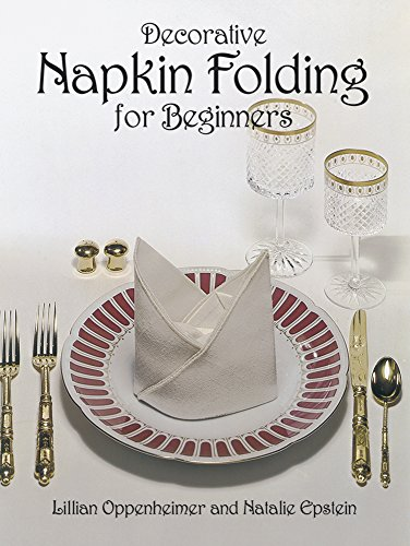 Decorative Napkin Folding for Beginners