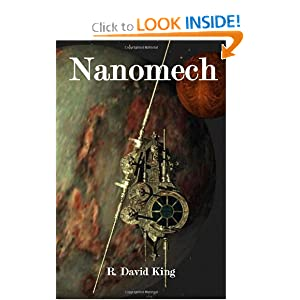 $0.99 Kindle Book - Nanomech - A Science Fiction adventure and Space Opera