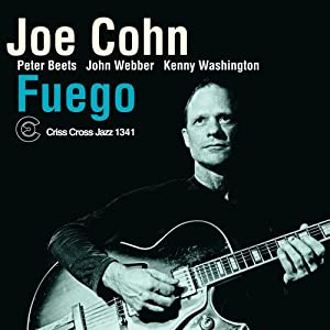 Joe Cohn - Fuego cover
