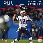 New England Patriots 2015 Calendar