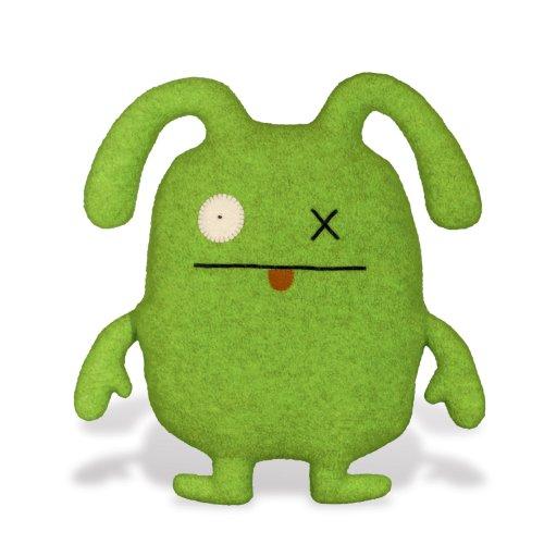 Uglydoll Plüschpuppe Classic OX green
