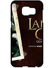 buy Best Awesome Case Cover Lara Croft Book Samsung Galaxy S6 7485842Za274302018S6 Amy Nightwing Game'S Shop