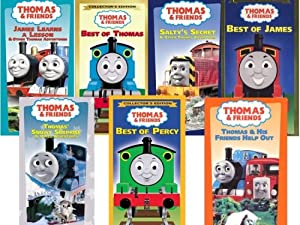 Amazon.com: Thomas & Friends Help Out, Best of Thomas ...