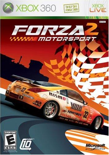 Forza Motorsport 2 - Bilingual - Xbox 360