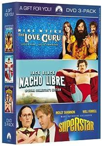 Love Guru/Superstar/Nacho Libre
