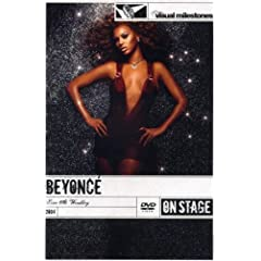Beyonce: Live at Wembley by 