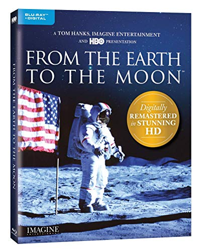 Blu-ray : From The Earth To The Moon