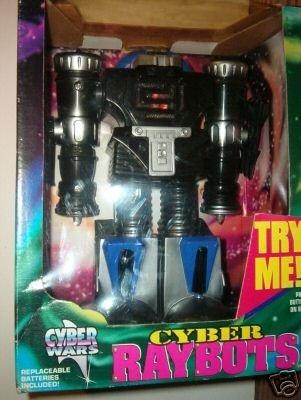 Trendmasters Cyber Wars Raybots