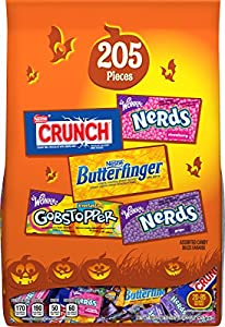 Nestle Assorted Halloween Gift Bag, 62 Ounce