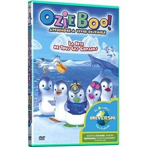 """Afficher """"Ozie Boo! n° Saison 2, Vol. 1 Ozie Boo ! La fête de tous les copains"""""""