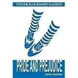 Pride and Prejudice (Coscom Blue Banner Classics)by Jane Austen