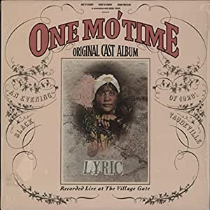 One Mo' Time