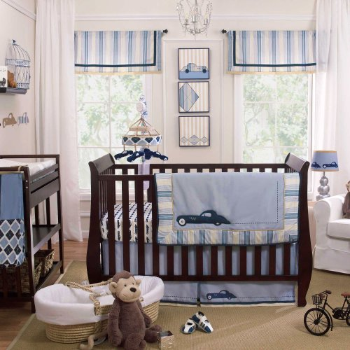 Boys Bedding Cars front-146813