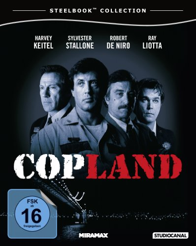 Copland - Steelbook [Blu-ray]