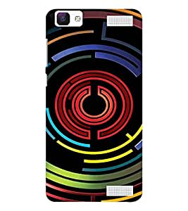 EPICCASE Power Up Mobile Back Case Cover For Vivo V1 Max (Designer Case)