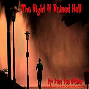 The Night It Rained Hell Audiobook