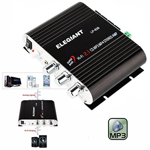 ELEGIANT-200W-21CH-Mini-HiFi-Auto-KFZ-MP3-Stereo-Audio-Endstufe-Amplifier-Verstrker-Car-Amplifier-Roller-Booster-Radio-MP3-Verstrker-MP3-fr-Auto-KFZ-PKW-Motor-CD-DVD-ohne-Netzteil