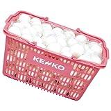 ナガセケンコー(KENKO) ソフトテニスボール かご入りセット 公認球10ダース(120個) TSOWK-V