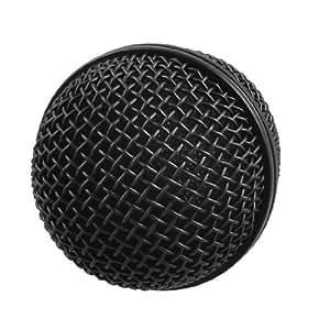 black dynamic mic microphone cartridge element parts musical instruments. Black Bedroom Furniture Sets. Home Design Ideas