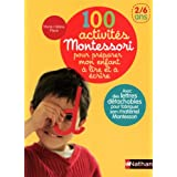 100 activits Montessori pour prparer mon enfant  lire et  crire : 2/6 anspar Marie-Hlne Place