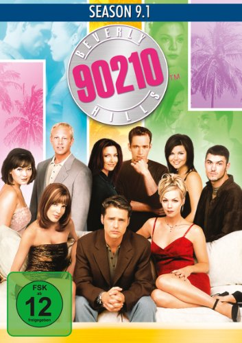 Beverly Hills, 90210 - Season 9.1 [3 DVDs]