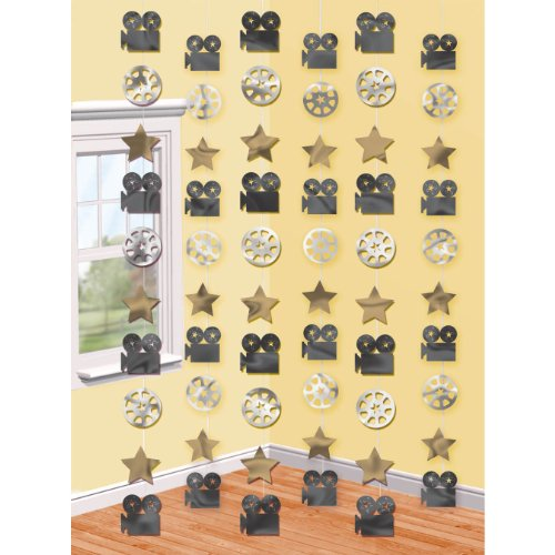 Hollywood String Decorations Party Accessory