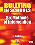 Bullying in Schools DVD: Six Methods of Intervention