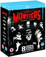 Universal Classic Monsters: The Essential Collection [Blu-ray] [1931] [Region Free]