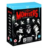 Universal Classic Monsters: The Essential Collection [Blu-ray] [1931] [Region Free]by Boris Karloff