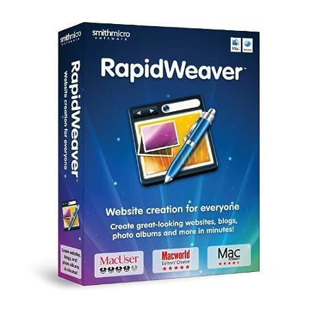 Rapidweaver 4.5