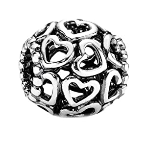 Pandora Charm Sterling Silver 925 790964 (Does Not Come in Pandora Box)