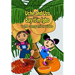 Uche and Uzo Say it in Igbo vol.8 companion video