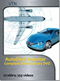511cYmYG4OL. SL160  AutoDesk Inventor Video Tutorial   Training DVD / Download   Inventor 2009, 2010, 2011