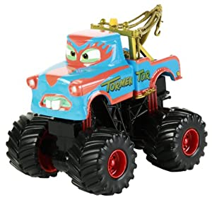 disney pixar cars toon tormentor monster truck