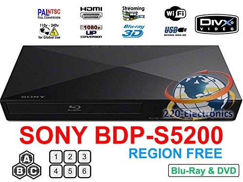 Sony S5200 2D/3D Blu Photo