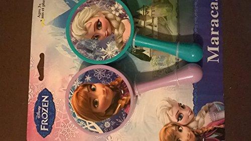 Disney Frozen Maracas - 1