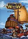 Waow, Tome 5 : Par delà les océans par Fab