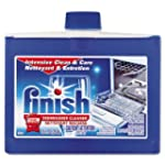 Finish Dishwasher Cleaner, Liquid 8.4...