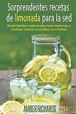 Sorprendentes Recetas De Limonada Para La Sed (Spanish Edition)