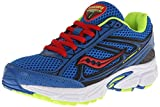 Saucony Boys Cohesion 7 Lace Running Shoe (Little Kid/Big Kid)