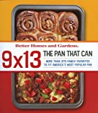9x13: The Pan That Can (Better Homes and Gardens Cooking)
