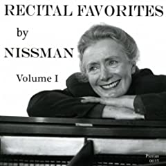 Recital Favorites By Nissman Vol. 1