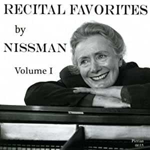 Recital Favorites By Nissman Vol. 1