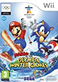 echange, troc Mario & Sonic at the Olympic Winter Games (Wii) [import anglais]