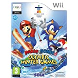Mario & Sonic at the Olympic Winter Games (Wii)by Sega
