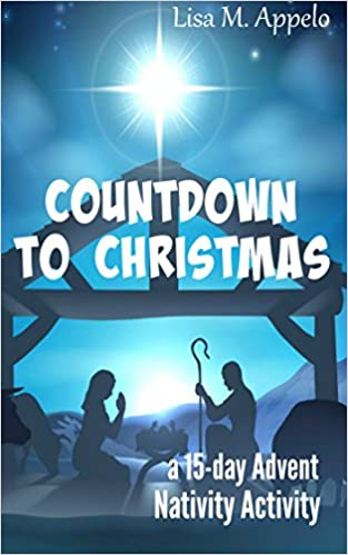 Countdown to Christmas: A 15-Day Advent Nativity Activity
