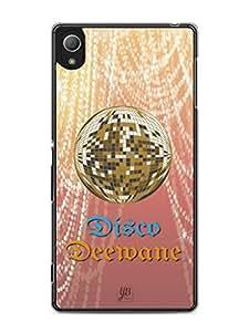 YuBingo Disco Deewane Mobile Case Back Cover for Sony Xperia Z4